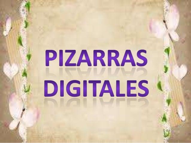 ¿Qué es una pizarra digital? Una pizarra digital combina la simplicidad de una pizarra con la potencia de un ordenador, un...
