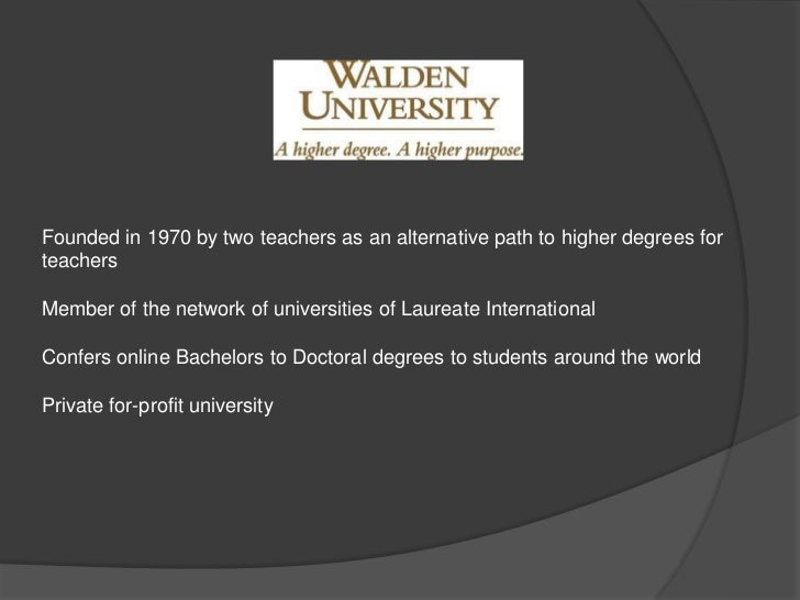 Founded in 1970 by two teachers as an alternative path to higher degrees for teachers<br />Member of the network of univer...