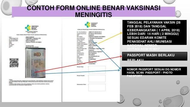 Tatacara Pendaftaran Vaksinasi Online Kkp Yogyakarta
