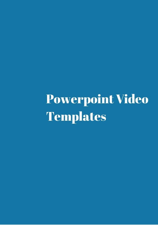 powerpoint video templates unlimited access download, Modern powerpoint