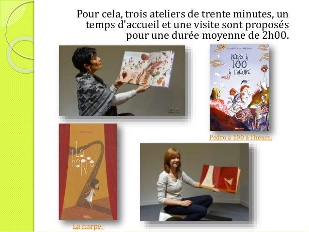 Accueil Scolaire Bibliotheque d'agglomération de Saint-Omer  2015/ 2016 -  CE1 / CM2  Slide 3