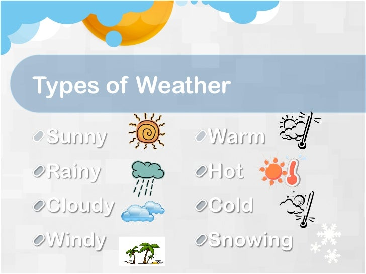 powerpoint weather