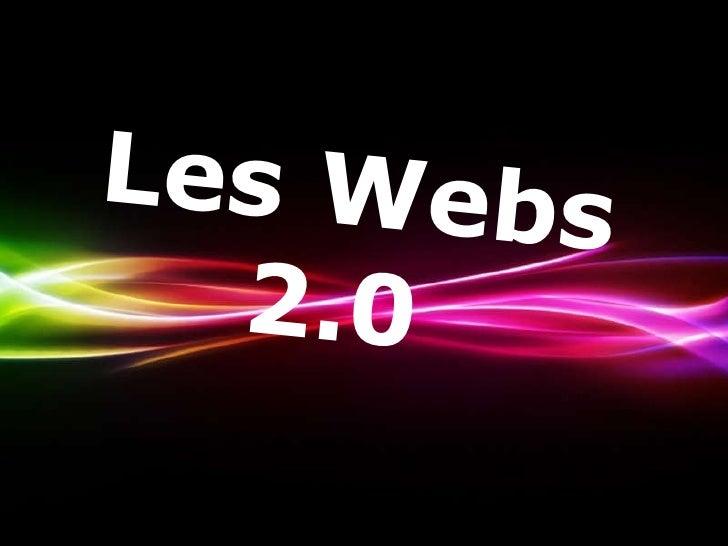 Les Webs 2.0