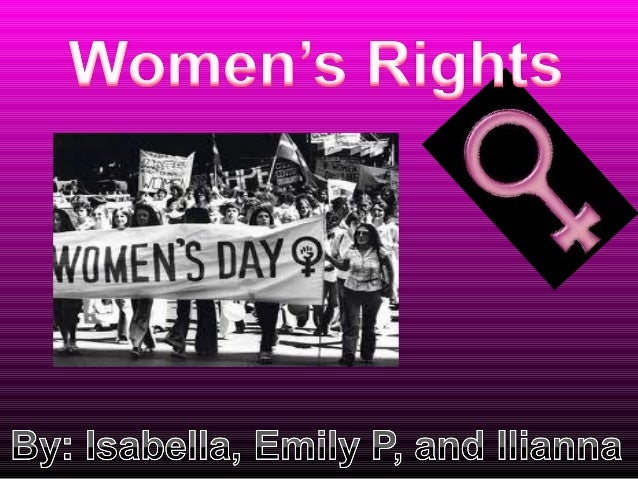 1. When was women's suffrage? 2. Are women's Rights equal throughout the world? 3. What did Women do to get the right to v...