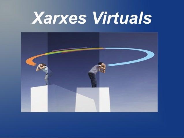 Xarxes Virtuals