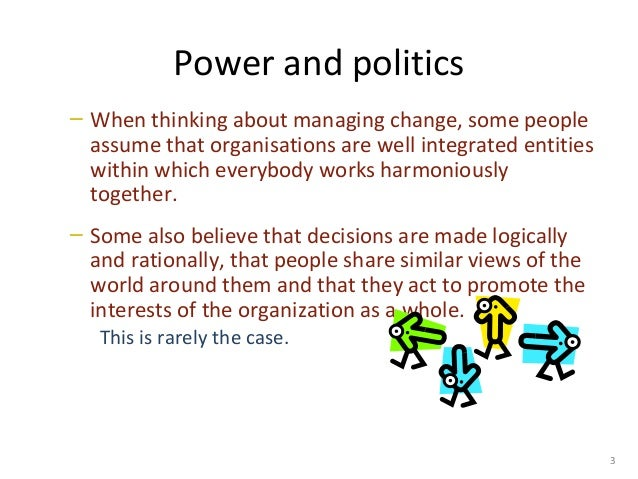 power and politics at in a 2003 mcgraw-hill australia pty ltd ppts t/a organisational behaviour on the pacific rim by mcshane and travaglione c h a p t e r 12 power, politics and.