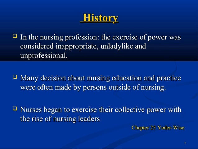 industry influence and the nursing profession Ensuring quality,safety and positive patient outcomes why investing in nursing makes $ense.