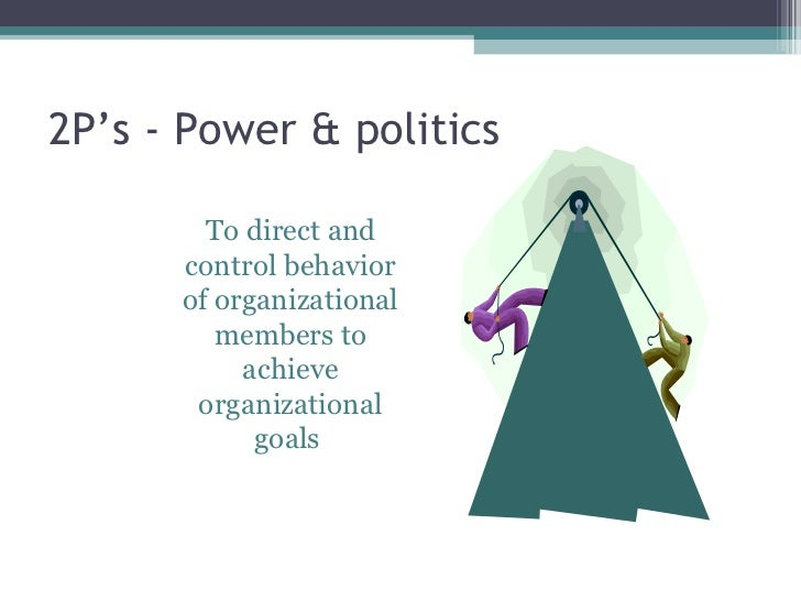 8 Advantages or Importance of Organizational Politics