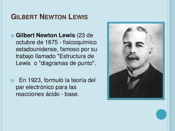 Gilbert Newton Lewis