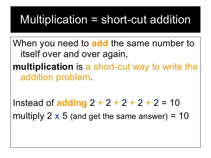 Powers and Exponents Slide 2