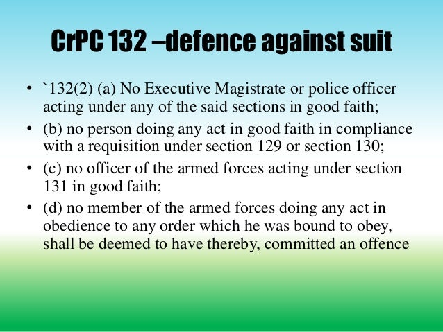 section 482 of crpc and powers