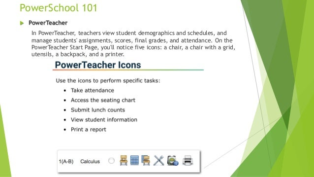 Power School 101