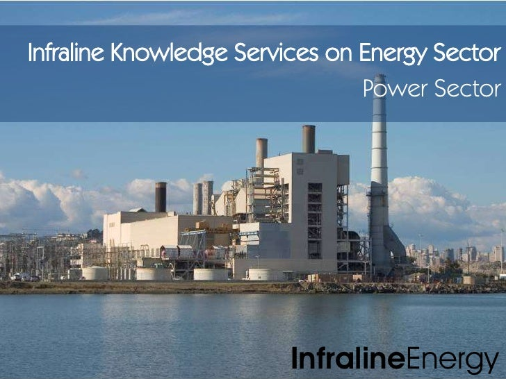 Power sector presentation
