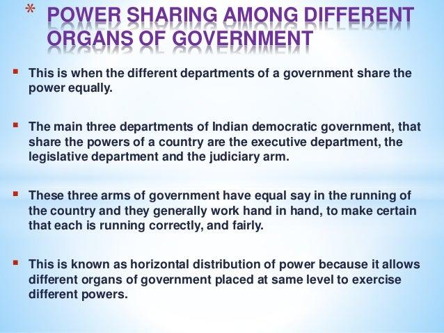 Powersharing