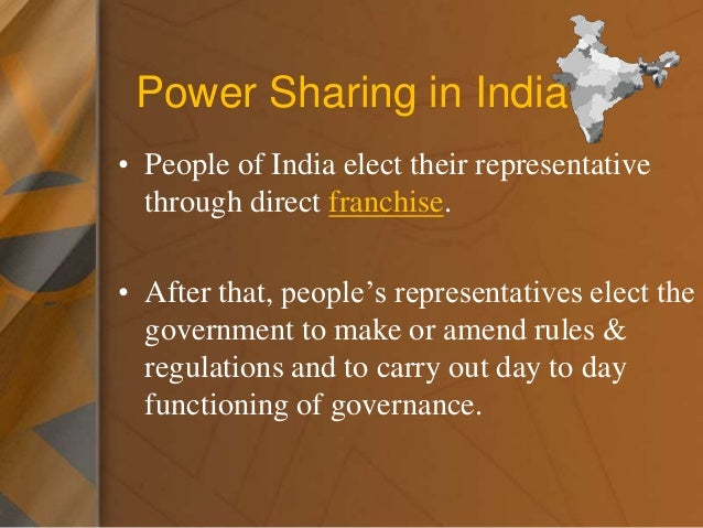 types of power sharing in india Get power sharing chapter notes, video lessons, practice test and more for cbse board class 10 only at topperlearning.