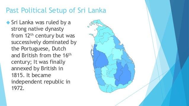 comparison between power sharing in sri lanka and belgium Regional differences and cultural diversities between 1970 and 1993,  question of power sharing differently in belgium, the leaders have realised  mutually acceptable arrangements for sharing power sri lanka shows us a contrasting example it shows us that if a majority community wants to force its dominance over others and refuses.