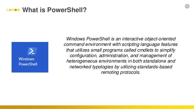 PowerShell for Cyber Warriors - Bsides Knoxville 2016