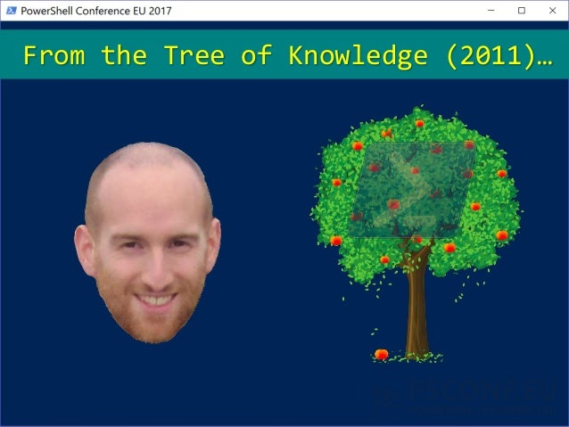 From the Tree of Knowledge (2011)…