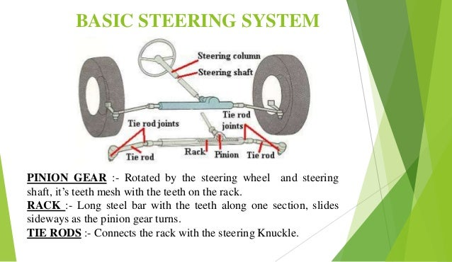 how to make a left turn steering wheel victoria