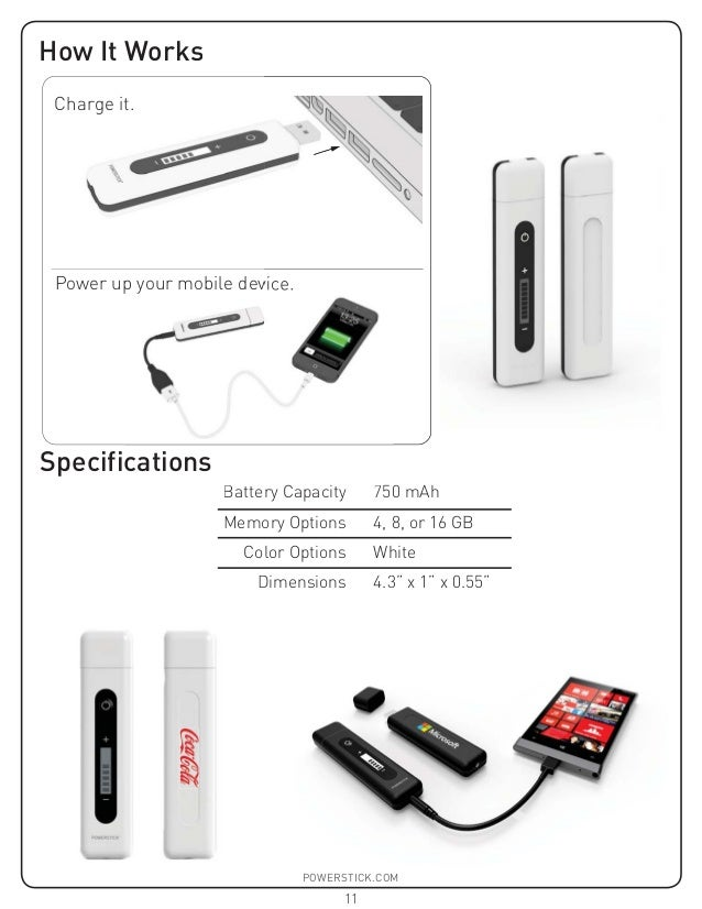 Powerstick Com 2014 Catalog Compressed