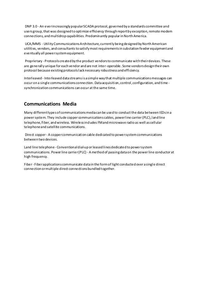 Power system automation pdf