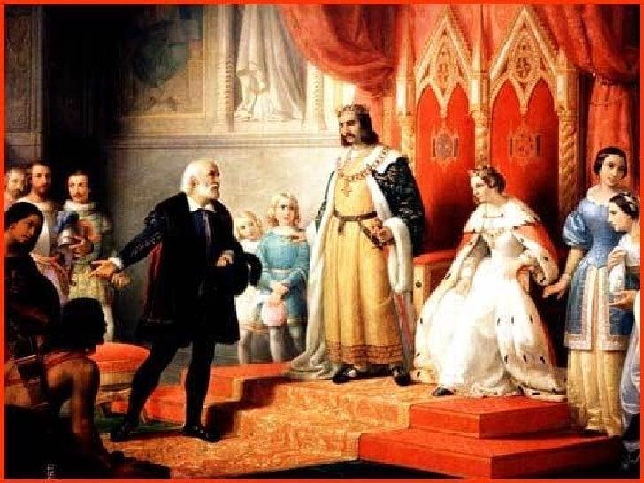 El reinado de los Reyes          Católicos.Con el matrimonio de Isabel I de Castilla y Fernando II de Aragón, llamados los...