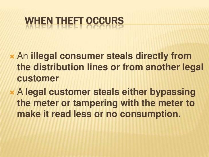 Power theft Slide 3