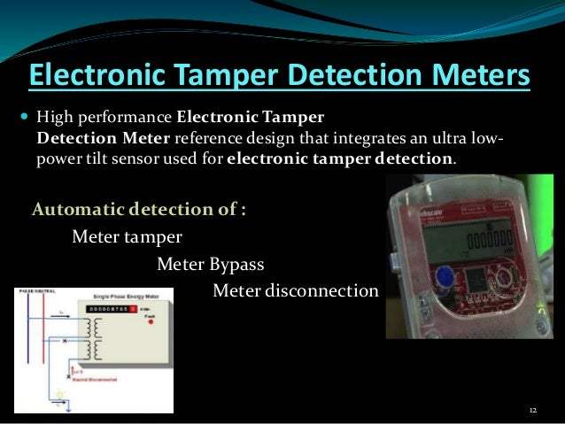 Power theft detection