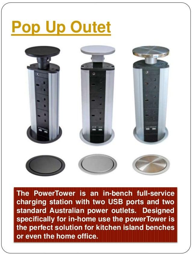 Wondrous Pop Up Electrical Outlet Inzonedesignstudio Interior Chair Design Inzonedesignstudiocom