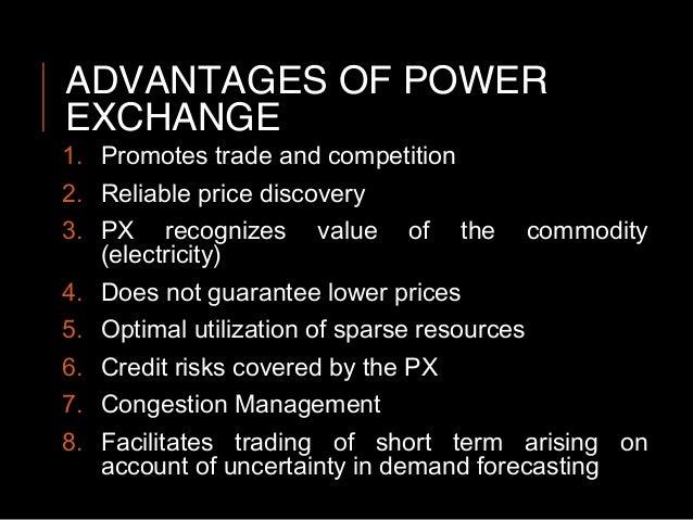 d7a1c60b6c5 13. ADVANTAGES OF POWER EXCHANGE ...