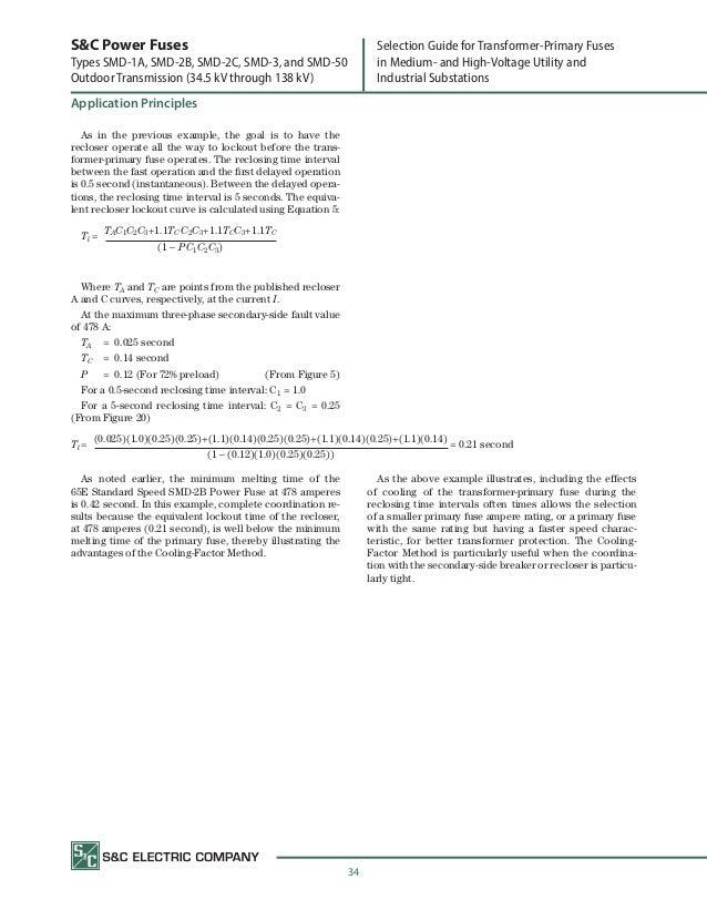 600v Medium Voltage Transformer Fuses for Circuit Protection