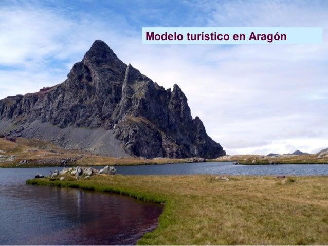 Modelo turístico en Aragón