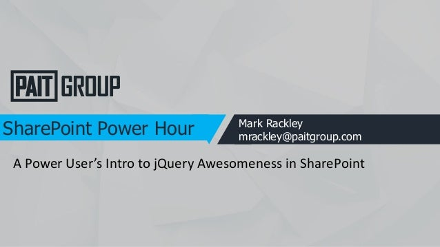 A Power User's Intro To Jquery Awesomeness In Sharepoint. Tender Hearts Senior Care David Akins Psychic. Radiation Therapy Schools In San Diego. Pimco Newport Beach Address M&t Credit Card. Inside Sales Compensation Plans. Open Source Task Management Cable Tv Tucson. Investment Casting Service Us Drug Companies. Tree Service Westchester Ny Credit Card Calc. Incident Management Checklist