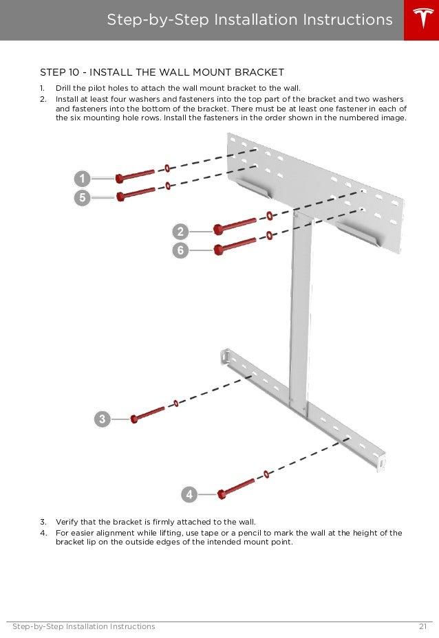 powerwall 2 installation instructions
