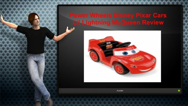 Power Wheels Disney Pixar Cars Lil Lightning McQueen Review