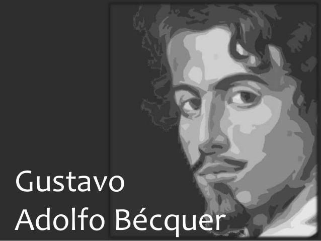 GustavoAdolfo Bécquer