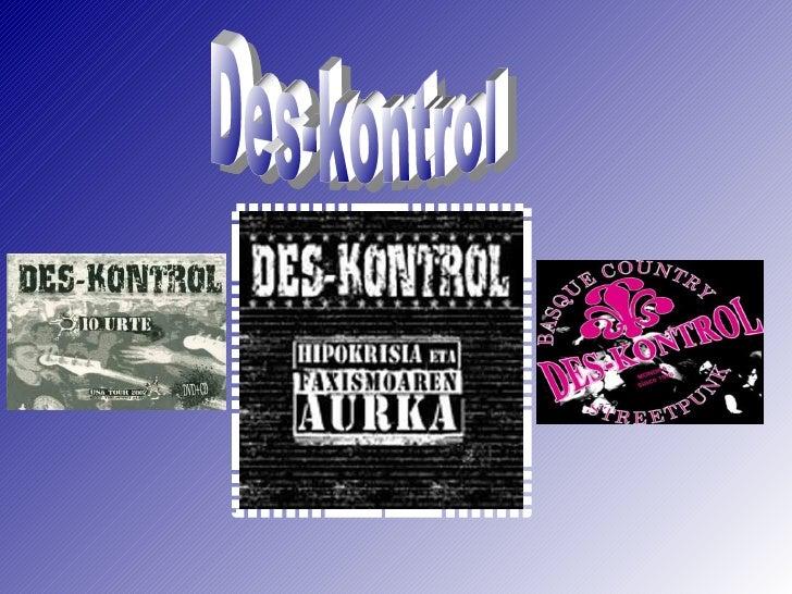 Des-kontrol