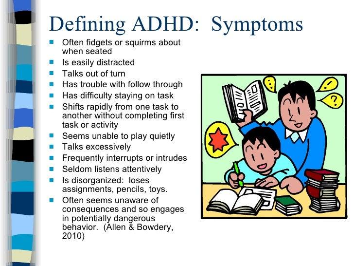 ADHD powerpoint