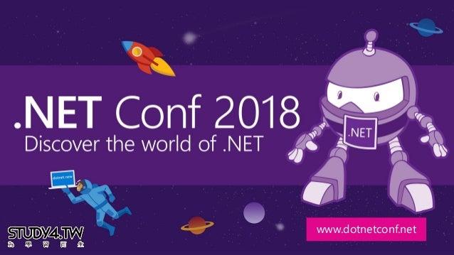 www.dotnetconf.net