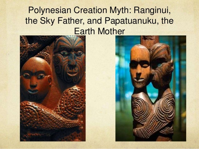 Kuvahaun tulos haulle sky father and earth mother
