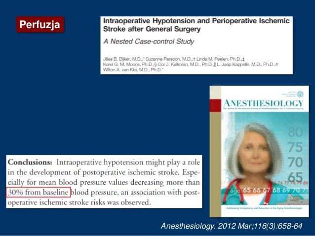 Best Pract Res Clin Anaesthesiol. 2010 Dec;24(4):535-49 Perfuzja