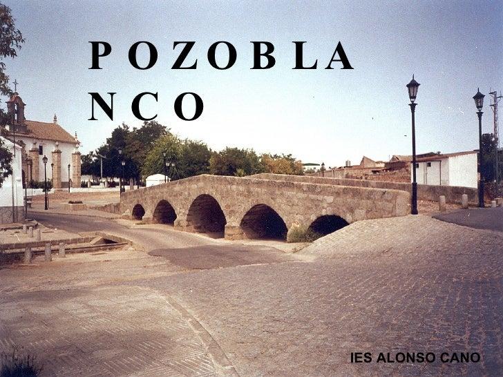POZOBLANCO IES ALONSO CANO