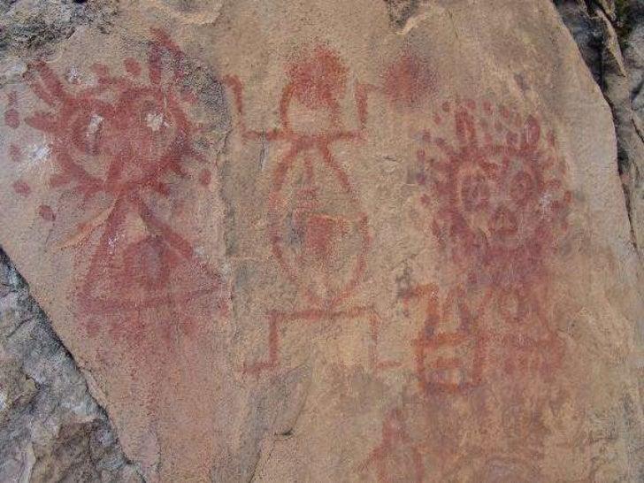 VESTÍGIOS DA ARTE RUPESTRE NA AMAZÔNIA<br />Em 2003, a pesquisadora Edith Pereira publicou estudos sobre a arte rupestre n...