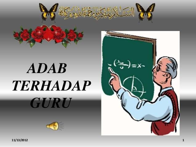 ADABTERHADAP  GURU11/13/2012   1