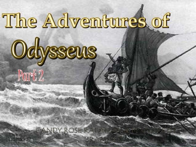 The Adventure Of Odysseus Part2
