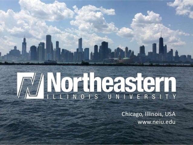 Chicago, Illinois, USA www.neiu.edu