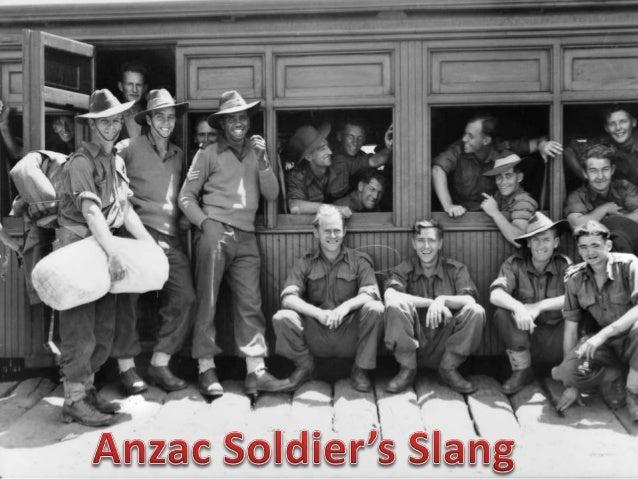 A Australian N New Z Zealand A Army C Corp