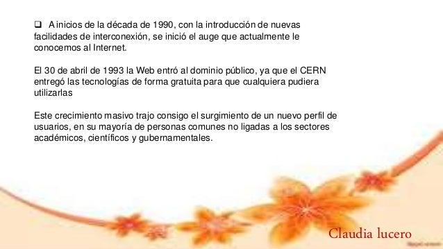  A inicios de la década de 1990, con la introducción de nuevas facilidades de interconexión, se inició el auge que actual...