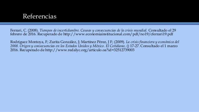 Crisis financiera mundial 2008 pdf reader