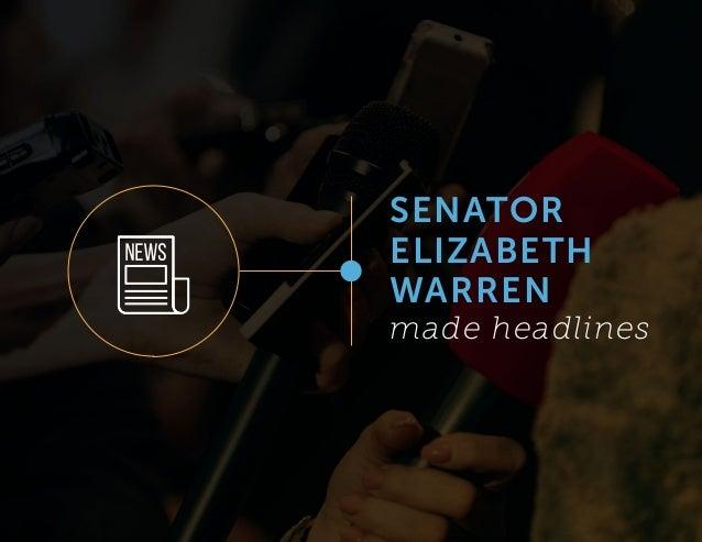 Presentation Persona Spotlight: Sen. Elizabeth Warren Slide 3